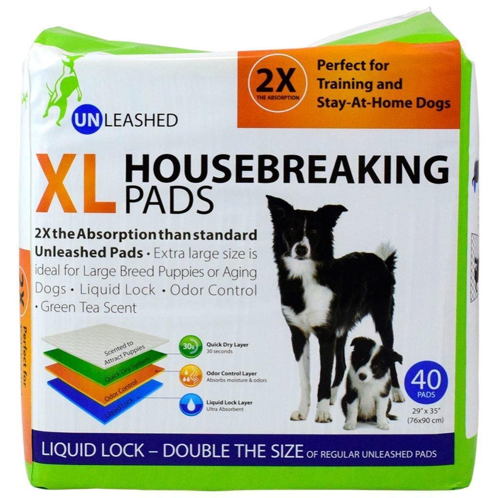 Unleashed Housebreaking Dog Pads, X-Large Image