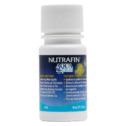 Nutrafin Aqua Plus Tap Water Conditioner, 120-mL