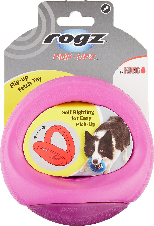 Kong Rogz PopUpz Dog Toy, Medium