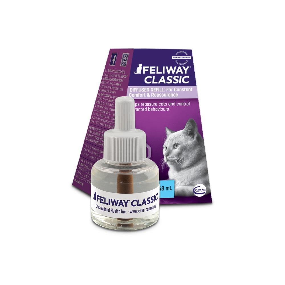 Feliway Classic Diffuser Refill, 1-pack