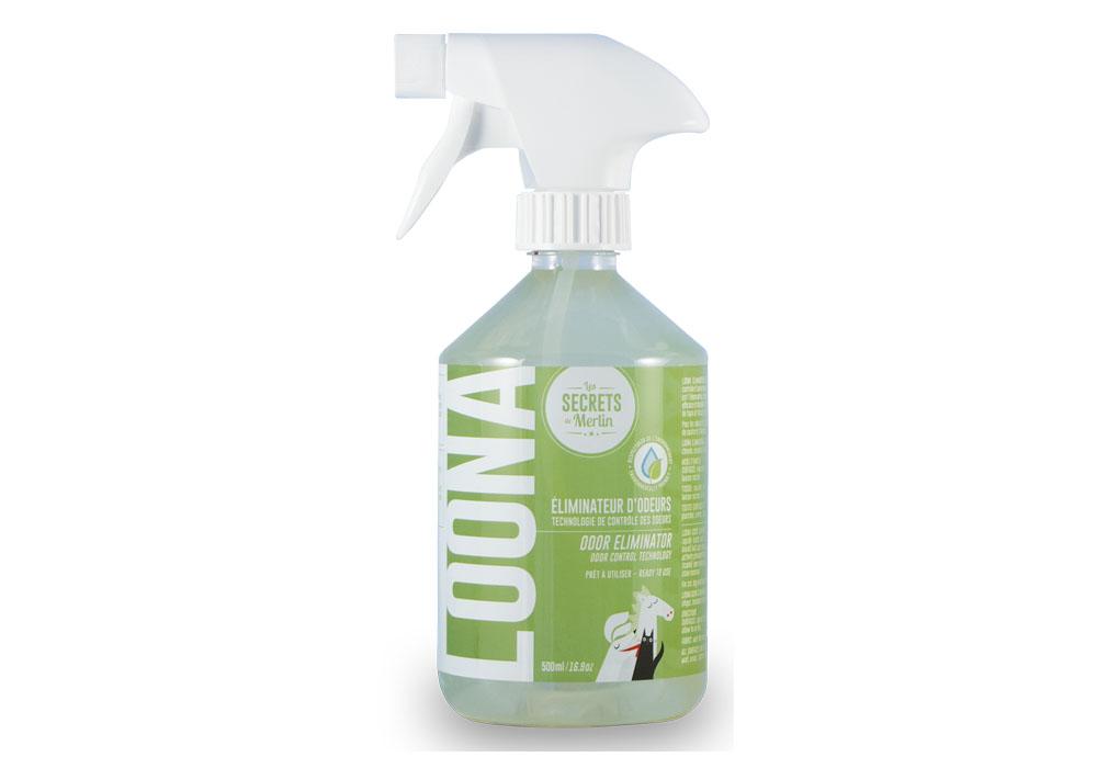 Loona Odor Eliminator Spray, 500-mL