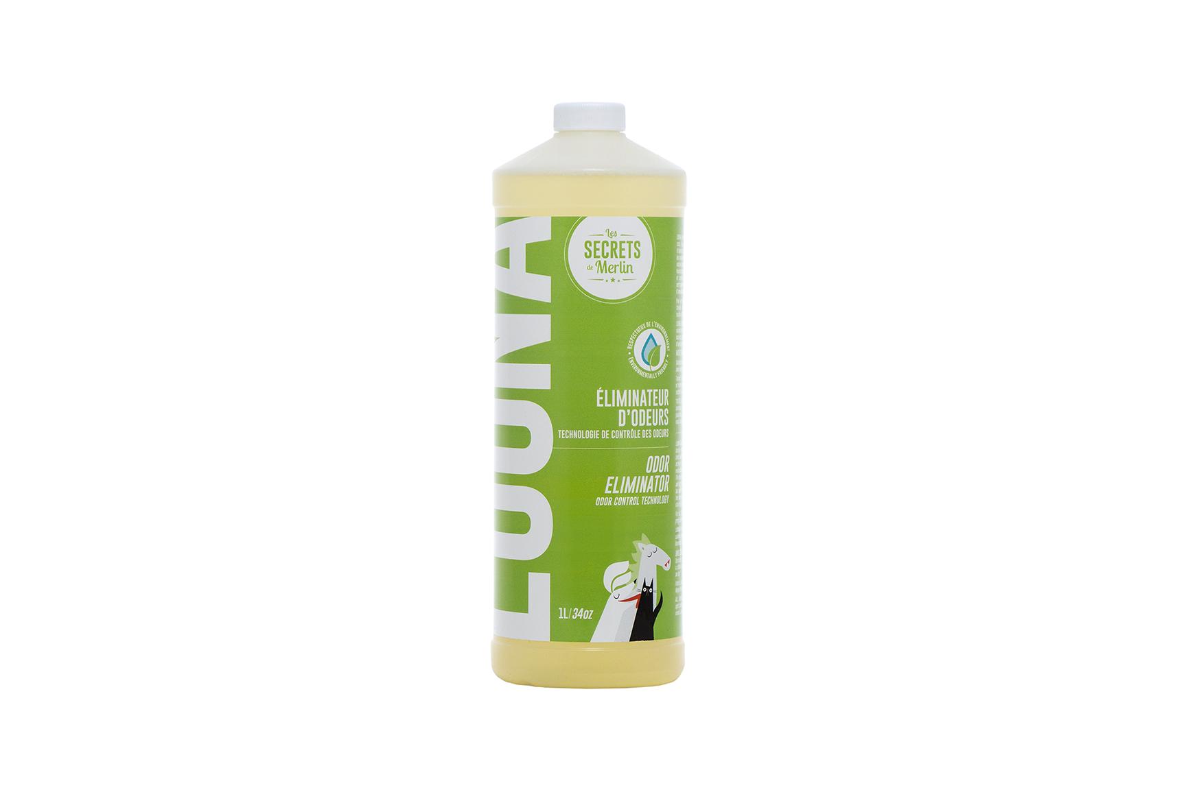 Loona Odor Eliminator Concentrated, 1-litre