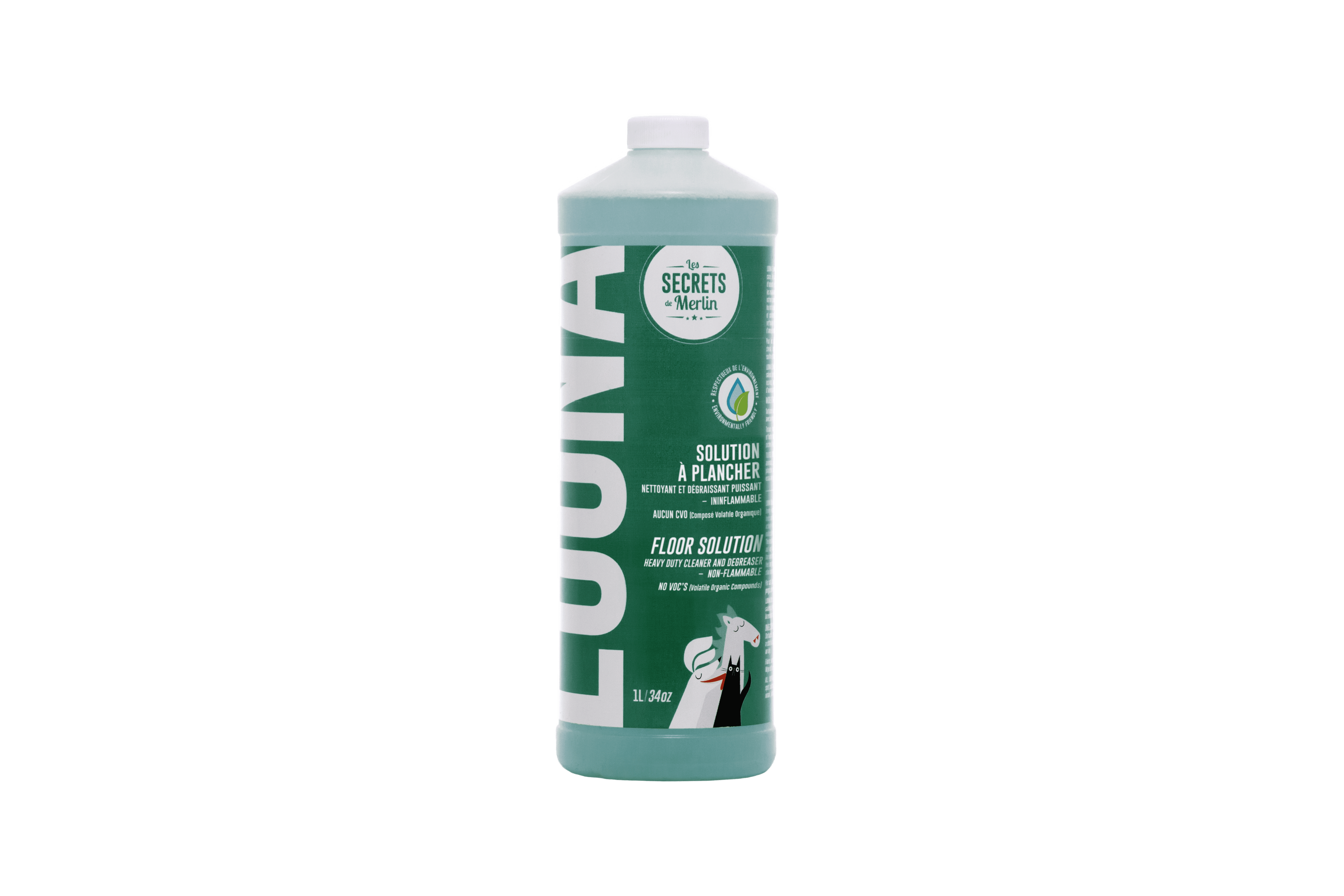 Loona Floor Solution Concentrated, 1-litre