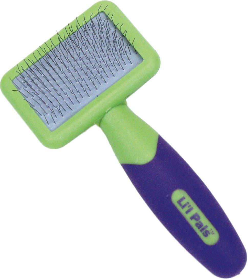 Li'L Pals Cat & Kitten Slicker Brush