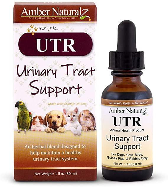 Amber Naturalz UTR Pet Supplement, 1-oz