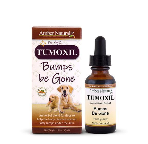 Amber Naturalz Tumoxil Dog Supplement, 1-oz