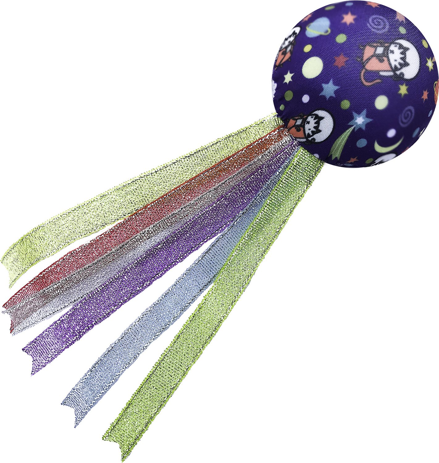 Kong Active Space Ball Cat Toy Image