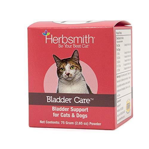 Herbsmith Bladder Care Dog & Cat Supplement, 75-gram