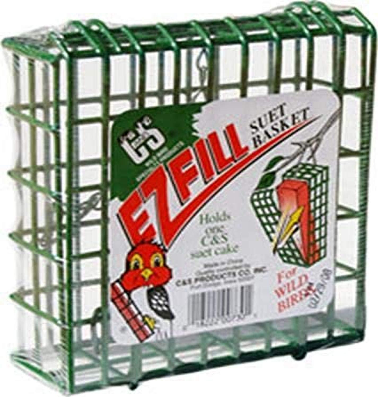 C&S EZ Fill Suet Basket Image