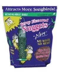 C&S Suet Nuggets, Berry, 1.68-lb