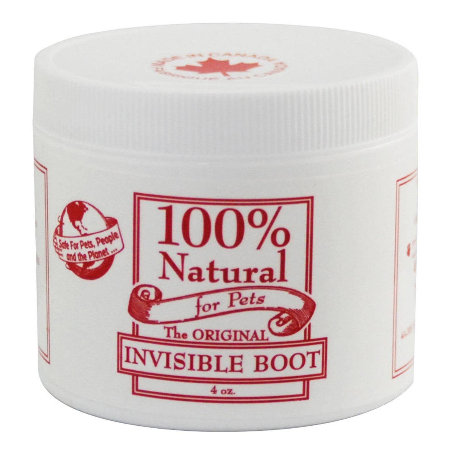 100% Natural for Pets Invisible Boot Cream for Dogs, 4-oz