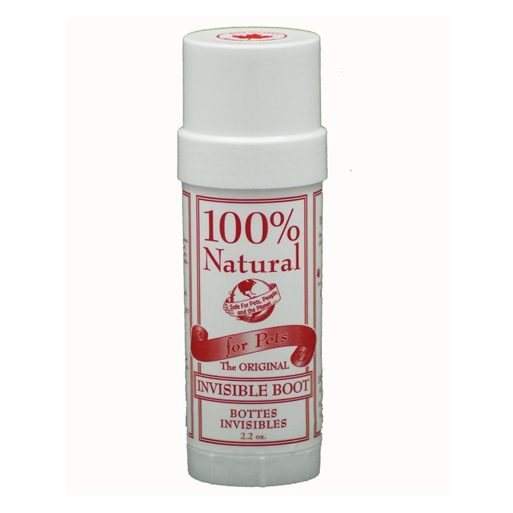 100% Natural for Pets Invisible Boot Stick for Dogs, 2.2-oz