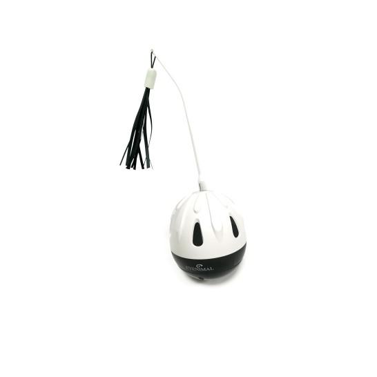 Eyenimal Spin & Treat Ball Cat Toy