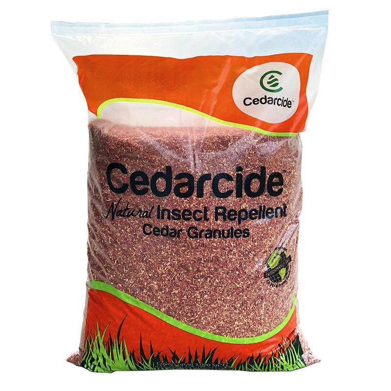 Cedarcide Organic Cedar Mulch Granules