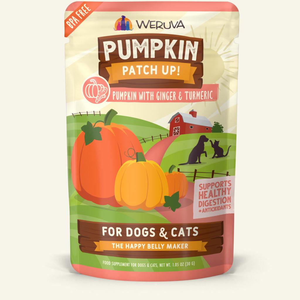 Weruva Grain-Free Pumpkin Patch UP with Ginger & Turmeric Wet Food, 2.80-oz