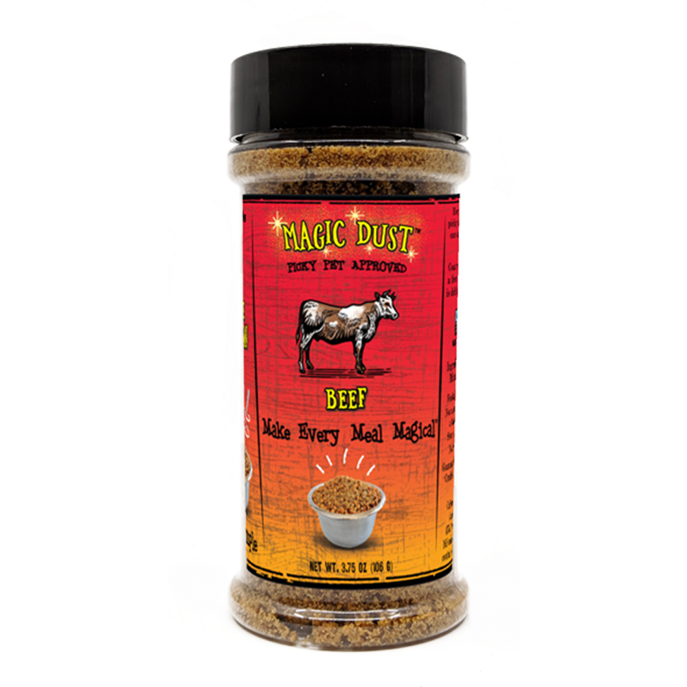 Wild Meadow Farms Magic Dust Beef Topper, 3.75-oz