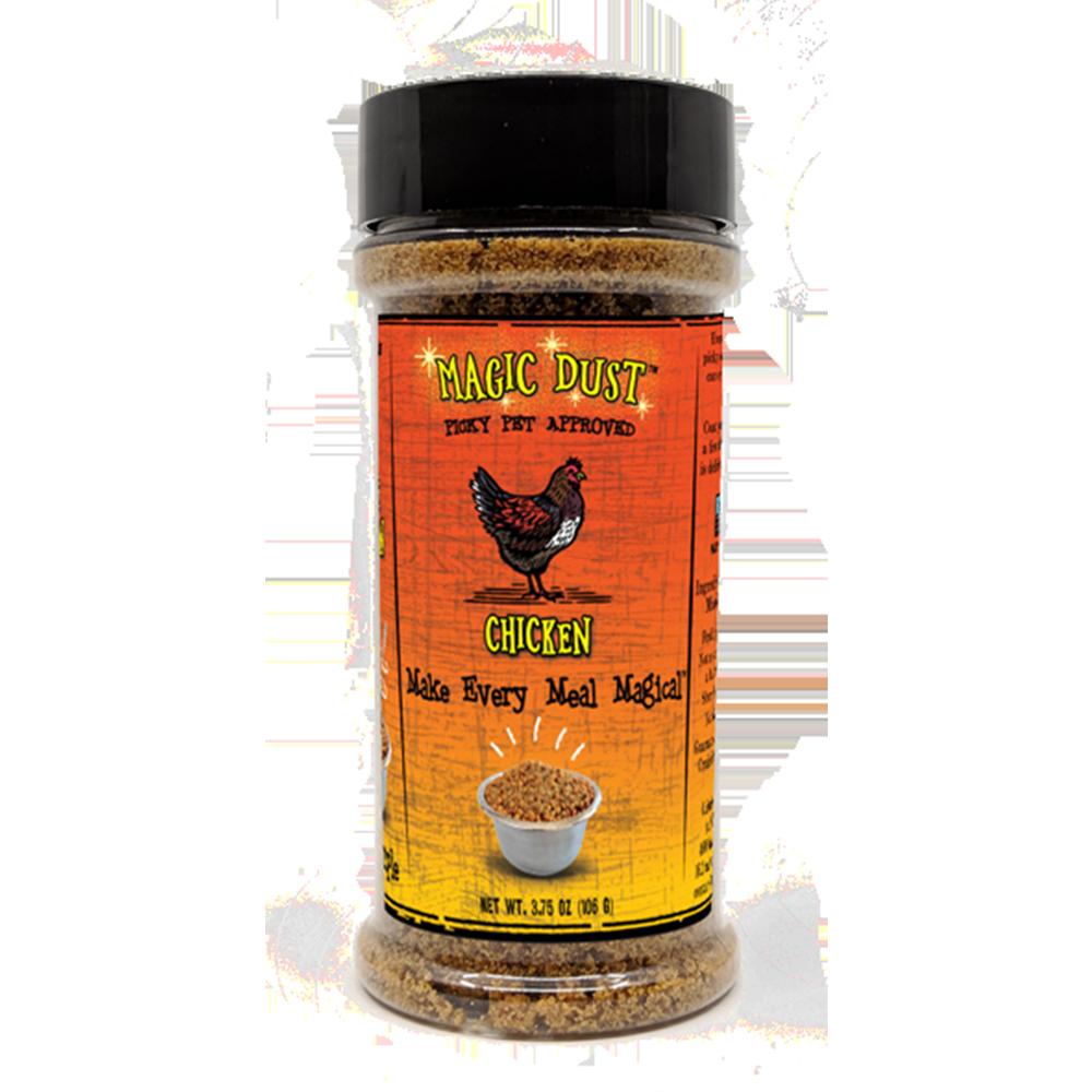 Wild Meadow Farms Magic Dust Chicken Topper, 3.75-oz