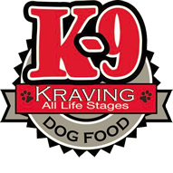 K-9 Kraving Real Meat Cookies Beef Trachea Dog Treats, 8-oz