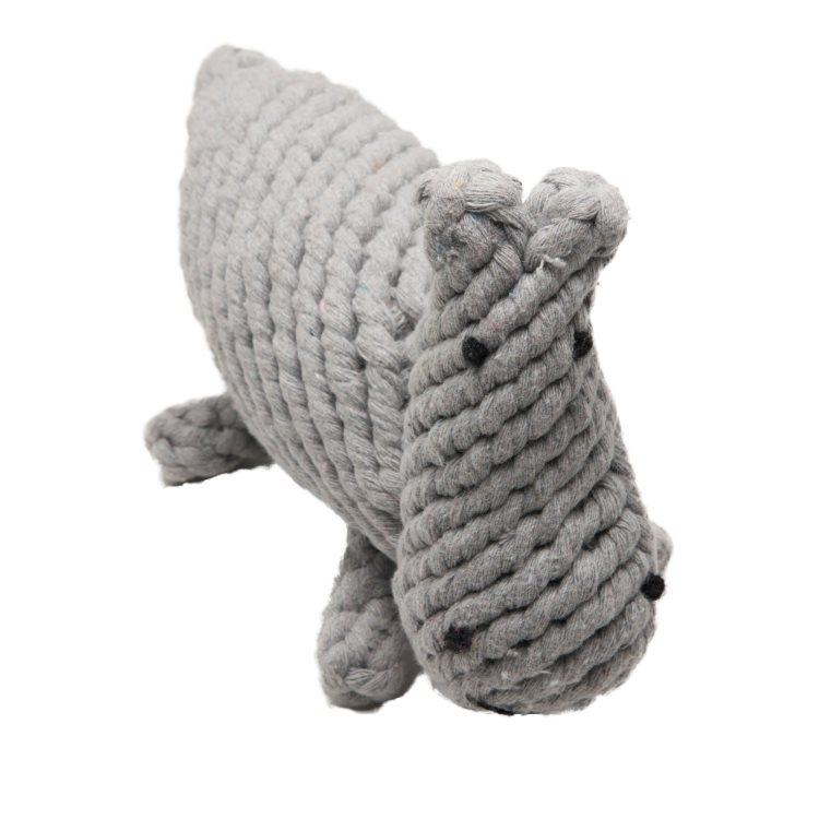 Define Planet Cotton Pals Marshal the Rhino Dog Toy