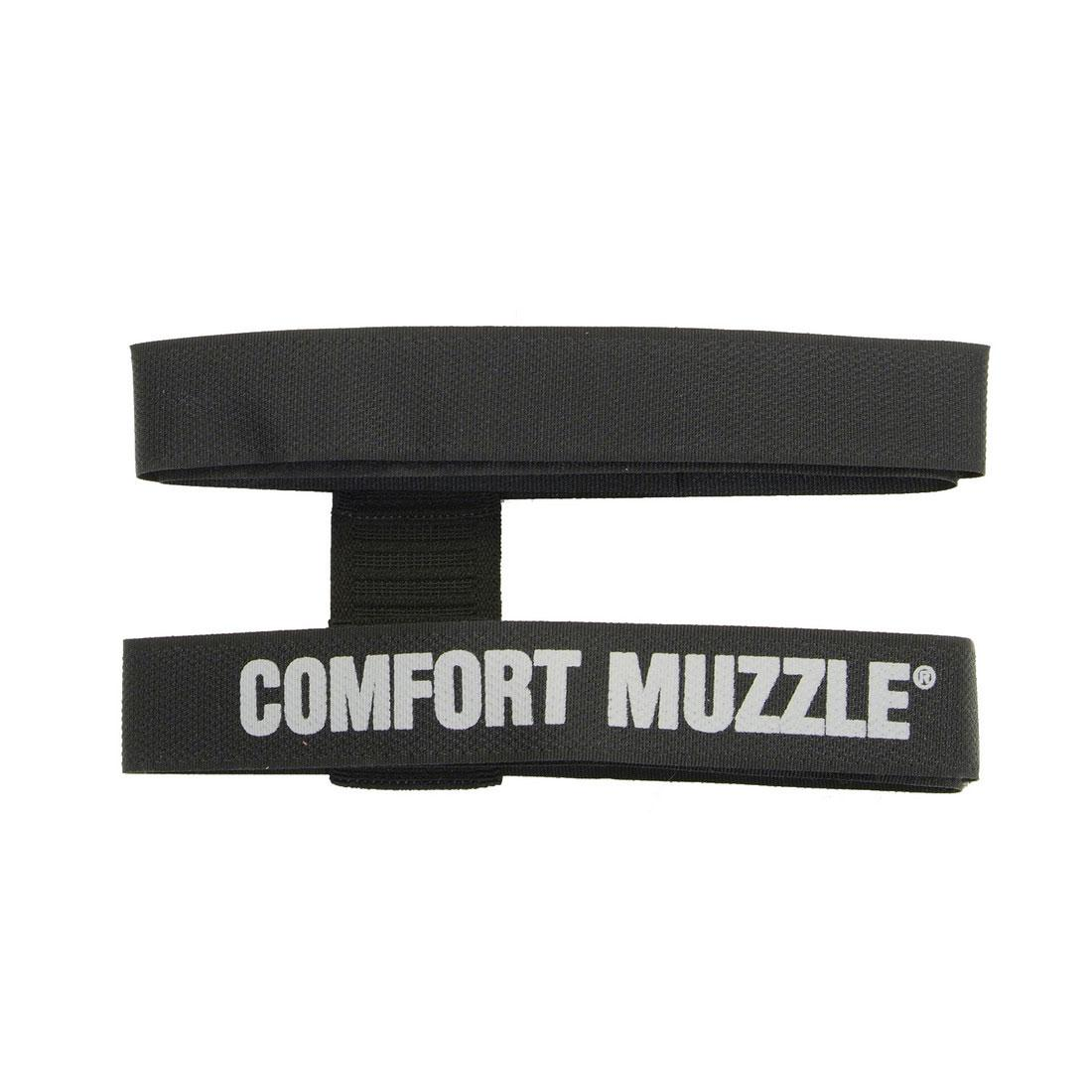 Adjustable Comfort Muzzle for Dogs, 12-in to 18-in (Medium)