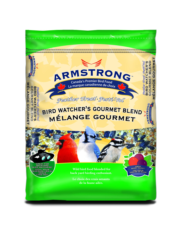Armstrong Bird Watcher's Gourmet Blend Wild Bird Food, 7-kg
