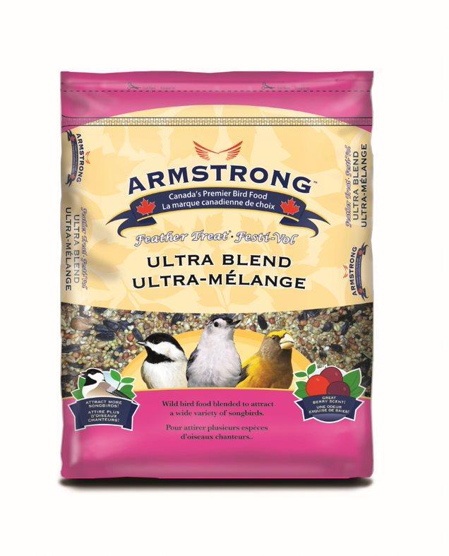 Armstrong Feather Treat Ultra Blend Wild Bird Food, 7-kg