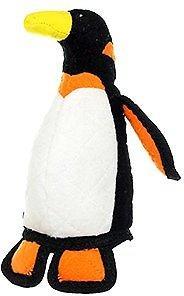 Tuffy's Zoo Penguin Peabody Dog Toy, Junior