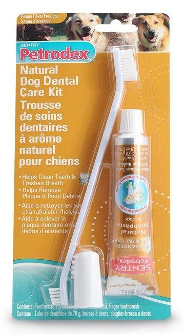 Petrodex Dog Dental Care Kit Image