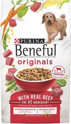 Purina Beneful Originals with Real Beef Dry Dog Food, 31.1-lb bag