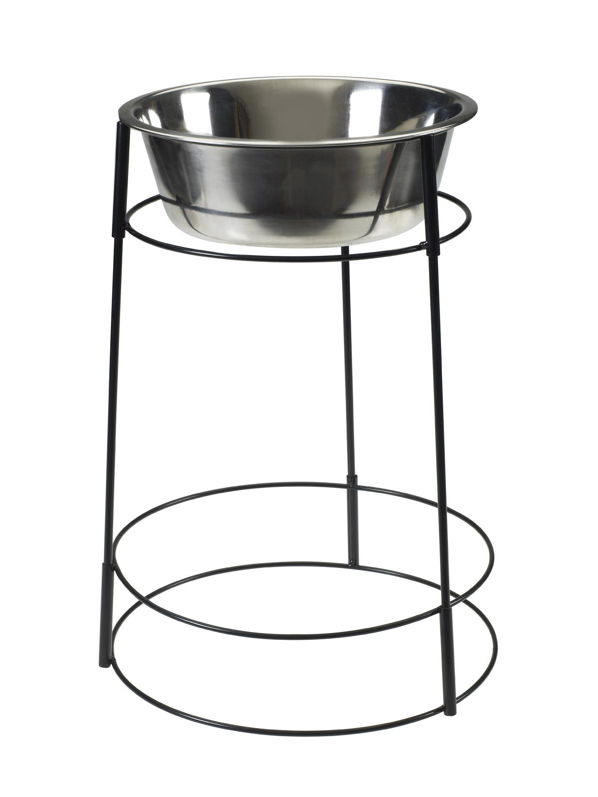 Ethical Pet Spot Hi-Rise Single Diner, 2-quart (Size: 2-quart) Image