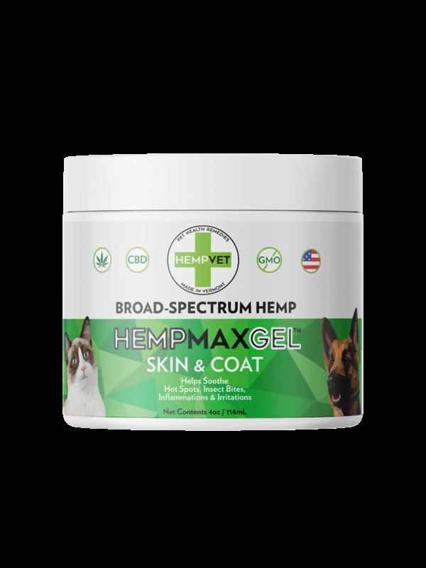 H-Vet Skin & Coat Gel Suppliment Image