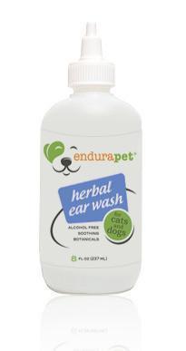 EnduraPet Herbal Dog Ear Wash, 8-oz