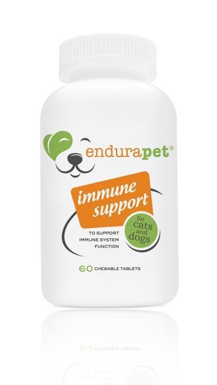 EnduraPet Immune Support Dog & Cat Supplement, 60-count