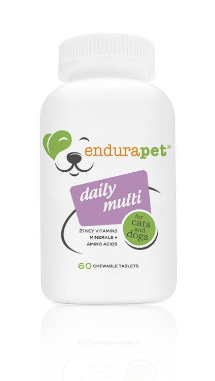 EnduraPet Daily Multi Dog & Cat Supplement, 60-cunt