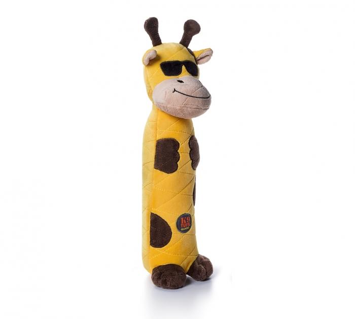 Charming Pet Bottle Bros Giraffe Dog Toy Image