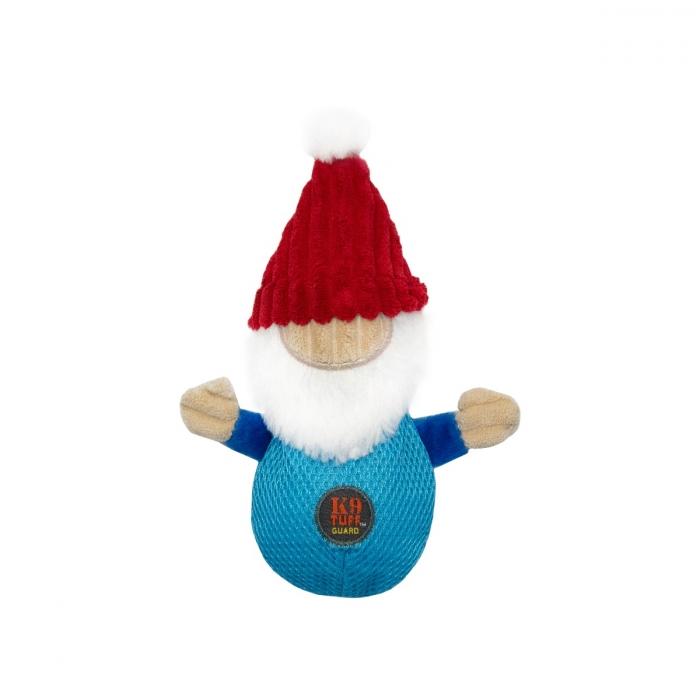 Charming Pet Snowballs Holiday Santa Gnome Dog Toy, Medium (Size: Medium) Image
