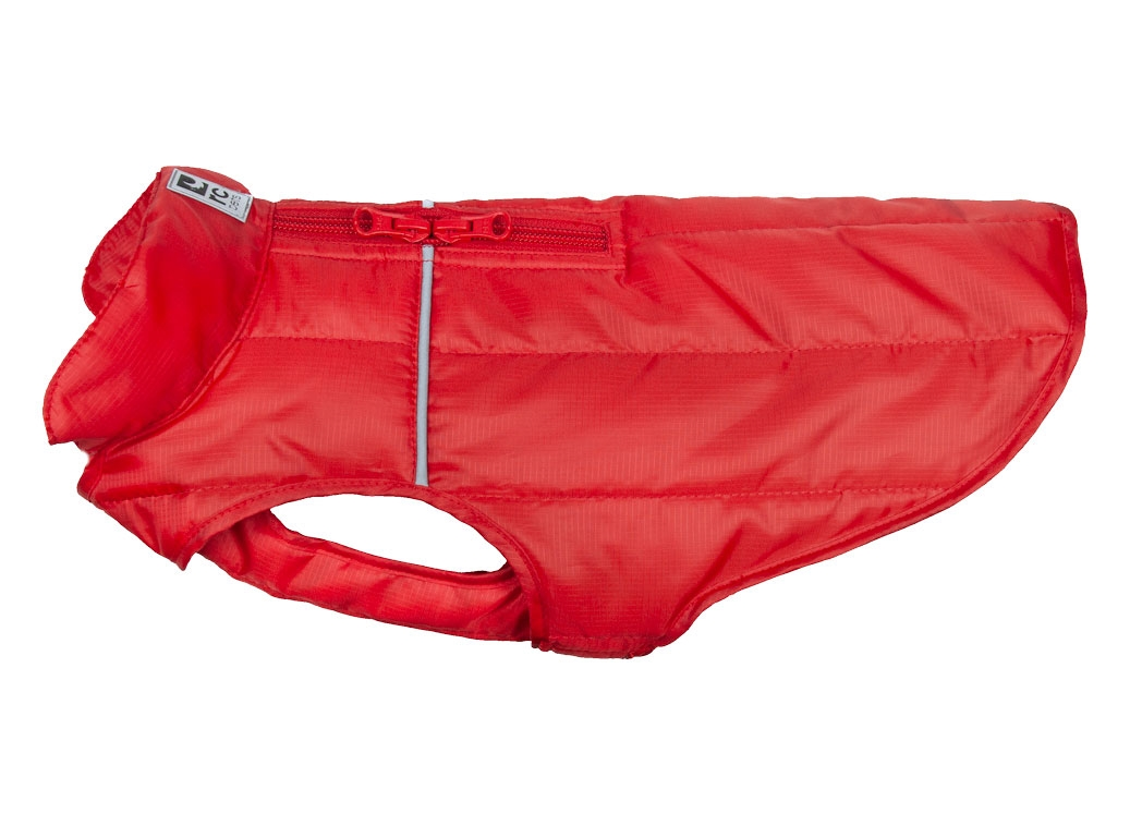 RC Pet Stratus Puffer, Red, X-Small
