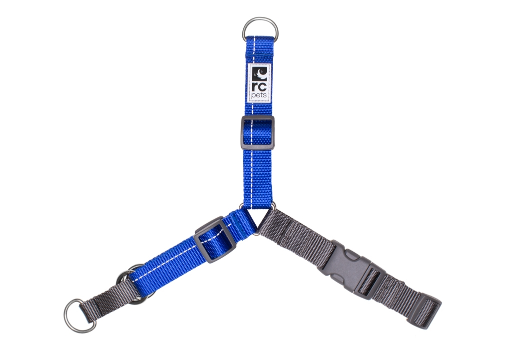 RC Pet Products Pace No Pull Dog Harness, Royal Blue, Small