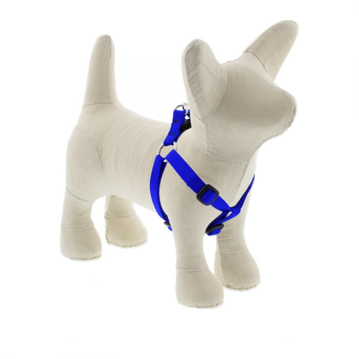 Lupine Pet Step In Harness, Blue, 10-13-in