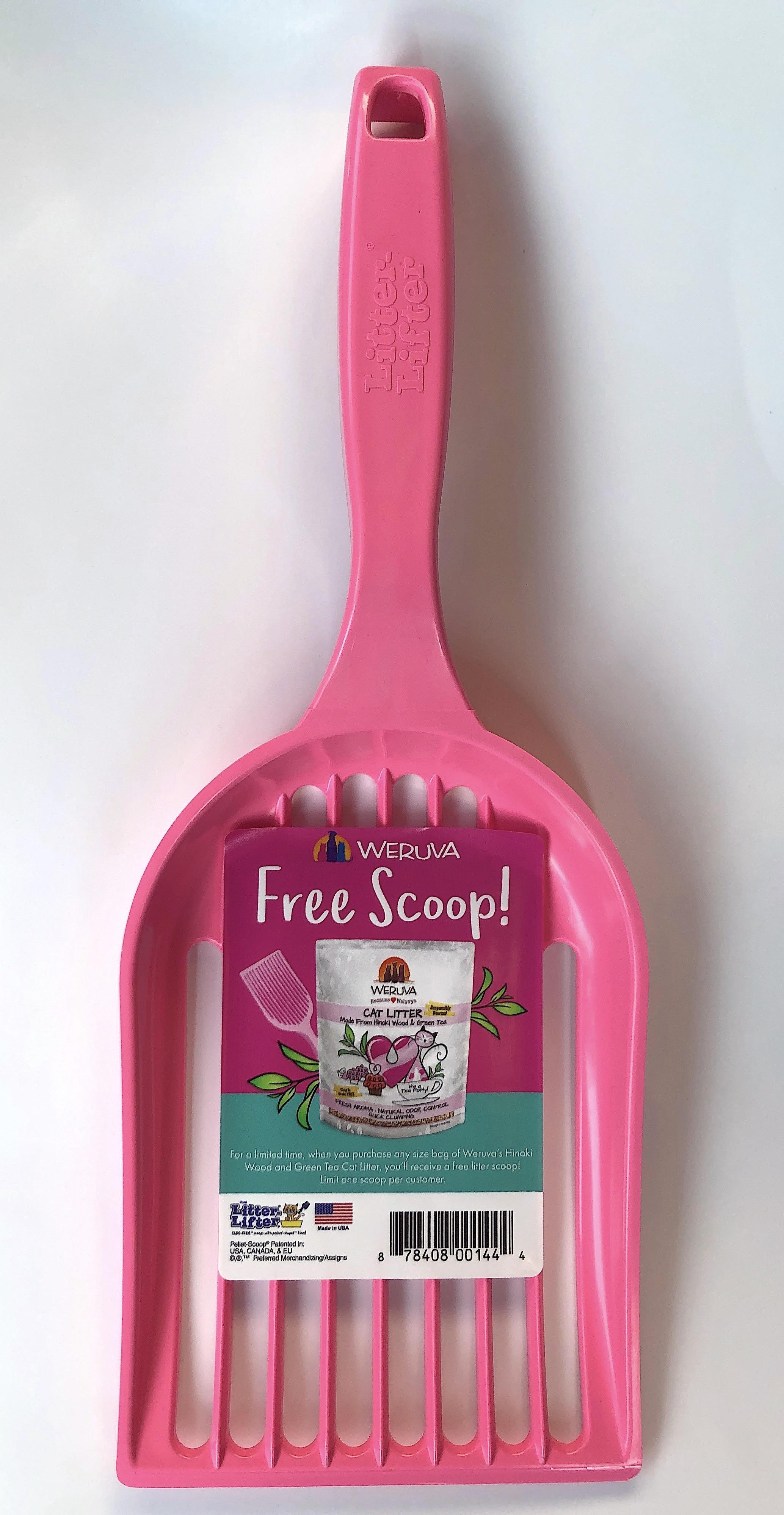 Weruva Tea Potty Litter Lifter Scoop