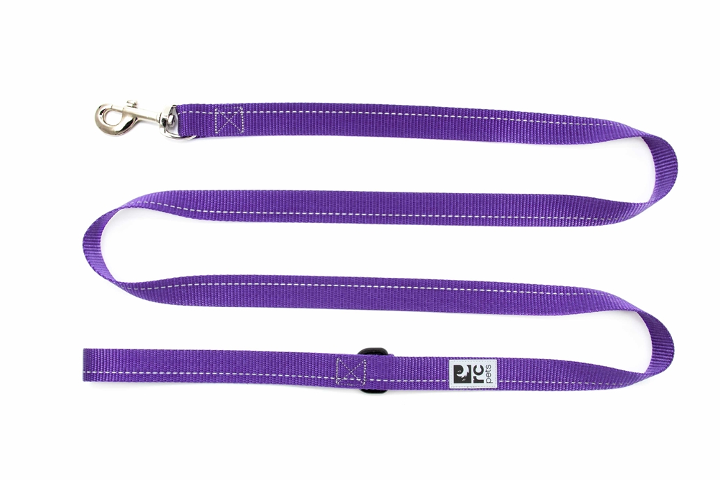 RC Pet Products Primary Dog Leash, Purple Image
