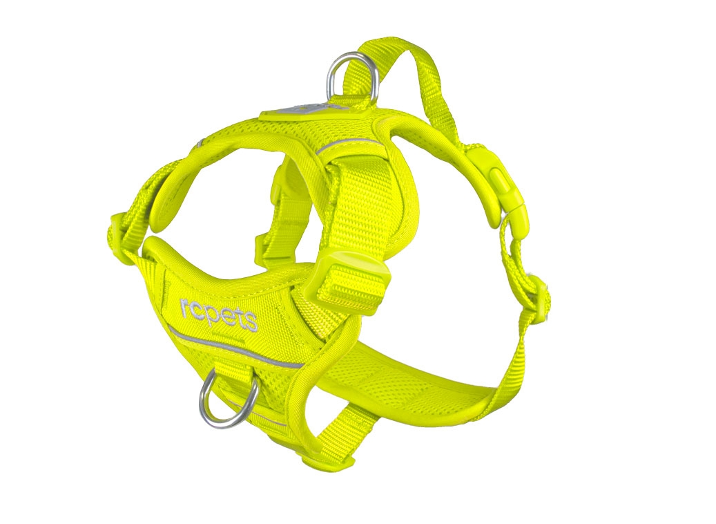 RC Pet Products Momentum Control Dog Harness, Tennis, Medium