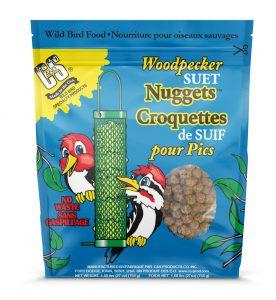 C&S Woodpecker Suet Nuggets