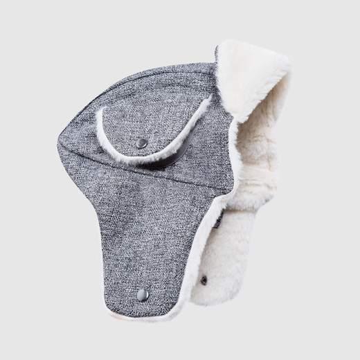 Canada Pooch Arctic Air Dog Hat, Grey, Large