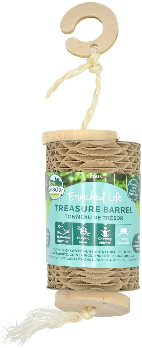 Oxbow Treasure Barrel