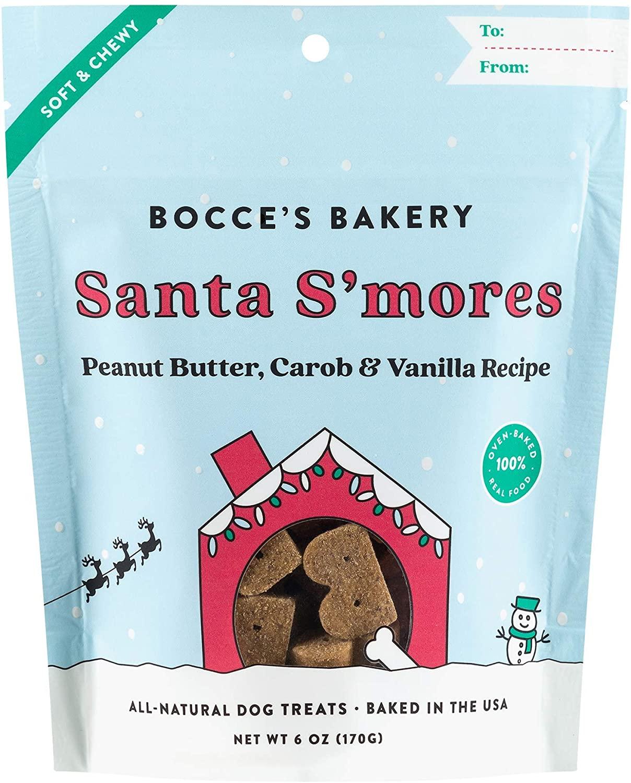 Bocce's Santa S'mores