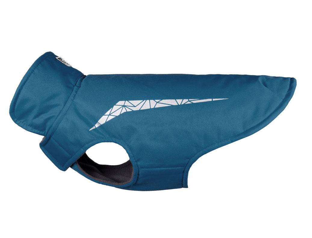 RC Pet Products Cascade Dog Coat, Arctic Blue, 16