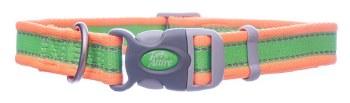 Pro Reflective Collar, Lime Orange Image