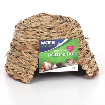 Ware Nature Hut Small Animal Hideout, Medium