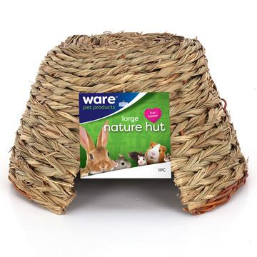 Ware Nature Hut Small Animal Hideout, Large